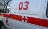 На Ленинградском проспекте преступники избили битами двух человек