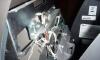 В Петербурге вандал раскурочил банкоматы и затопил сберкассу