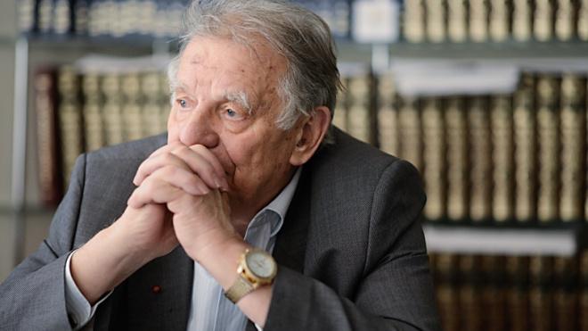 Память академика Жореса Алфёрова увековечат в Петербурге