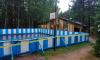 В Приозерском районе ограда спортплощадки придавила девочку