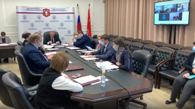 В Петербурге не будут менять территориальные избирательные комиссии на день голосования поправок в Конституцию РФ