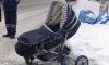 Пьяный водитель сбил дедушку с грудным внуком на тротуаре в Москве
