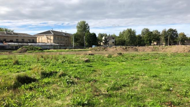 В Гатчине проходит ремонт крупных городских объектов
