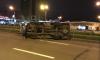 На улице Коллонтай микроавтобус влетел в забор и перевернулся