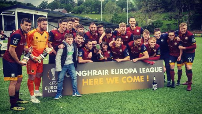 Студенческая команда пробилась в квалификацию Лиги Европы
