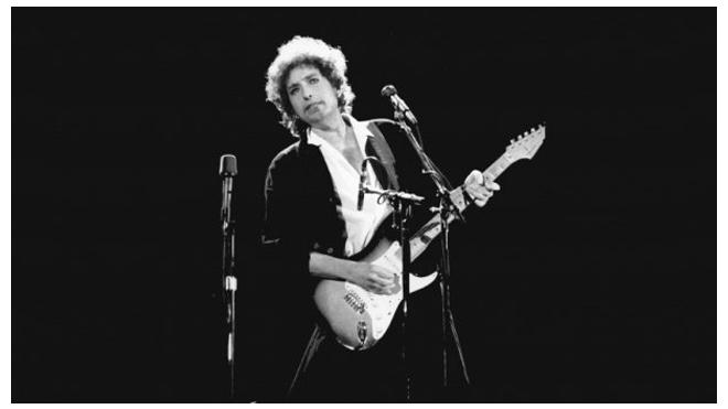 Гитара Боба Дилана ушла с аукциона за миллион долларов