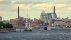 В акватории Петербурга хотят разместить копии боевых парусников с развлечениями на борту