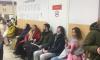 Очевидцы: в МФЦ Мурино лавочками закрыли туалет для инвалидов