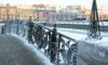 Восемь человек получили травмы из-за гололеда в Колпинском и Калининском районах