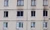 Жительница Колпино отравилась угарным газом во время пожара в квартире