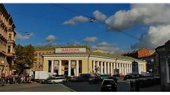 КГИОП запретил вести стройработы на объекте культурного наследия