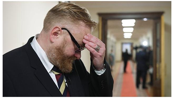 Виталий Милонов предложил Полтавченко объявить траур по погибшим в Кемерове