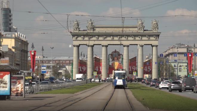 На оформление Петербурга ко Дню Победы выделят 60 млн рублей