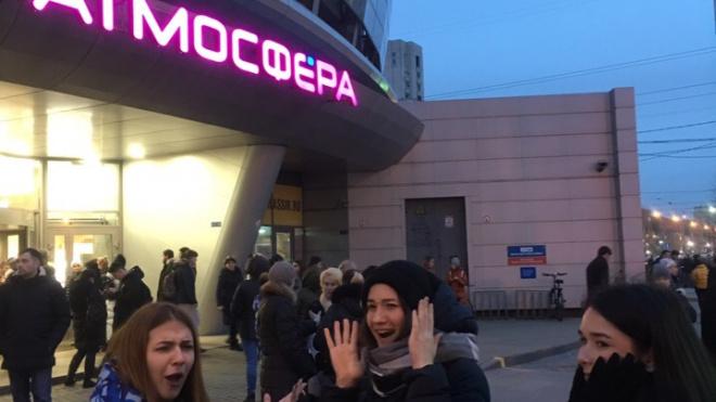 """""""И снова эвакуация"""": посетителей """"Континентов""""попросили покинуть комплексы"""