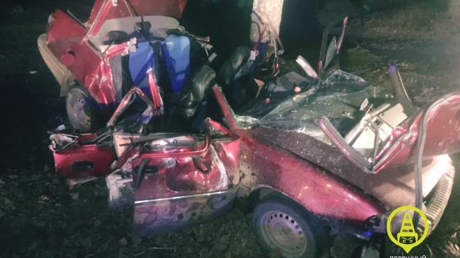 Пьяный водитель устроил смертельное ДТП на Дороге Жизни