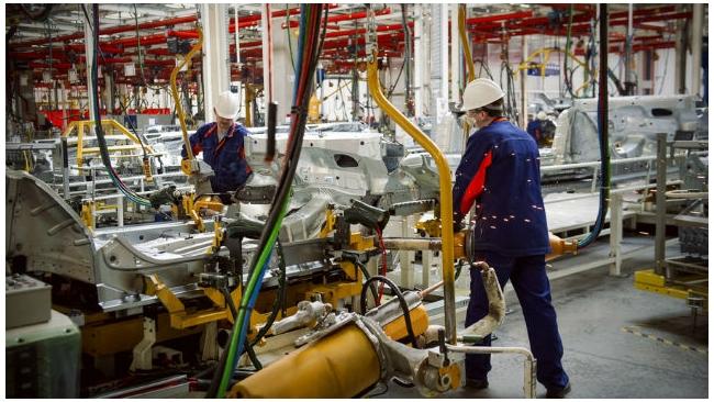 "Завод ""ПСМА-Рус"" в Калуге остановил выпуск машин Citroen, Peugeot и Mitsubishi"
