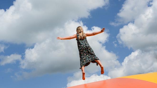 В Петербурге стартует чемпионат по прыжкам на батуте