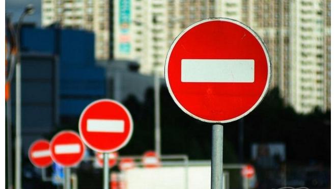 Движение по Шафировскому проспекту в сторону КАД будет ограничено до 30 ноября
