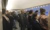 На синей ветке петербургского метро неисправный состав устроил коллапс
