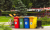 Сотрудники петербургского метрополитена уже два года сортируют мусор