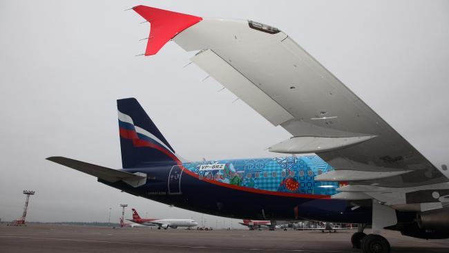 Росавиация: авиакомпании РФ в апреле перевезли 7,2 млн человек
