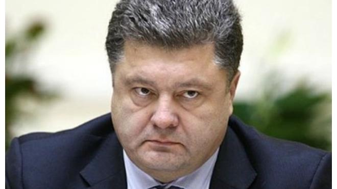 Петр Порошенко призвал выжигать сепаратизм каленым железом
