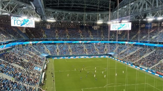 Организаторы ещё не решили, как пройдет Евро-2020 в Петербурге