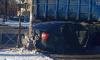 В Красном Селе пассажир скончалась после аварии на перекрестке