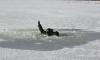 ЧП на Ольгинском пруду: подросток провалился под лед