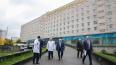 Елизаветинская больница в Петербурге подозревается ...