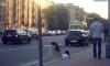 Фонтан крови и слетевшая обувь от сбитого пешехода напугала очевидцев ДТП на Благодатной