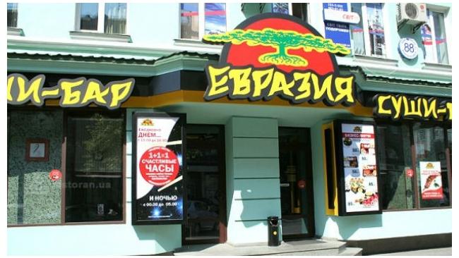 """Рестораны """"Евразия"""" и """"Бона Капона"""" лишились летних террас"""