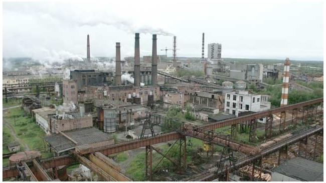 """Власти пытаются спасти вставший завод """"Сегежский ЦБК"""" в Карелии"""