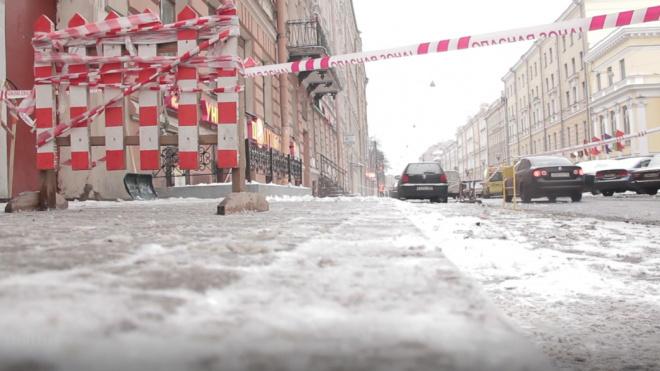 В Петербурге зафиксировали почти тысячу нарушений по содержанию дорог