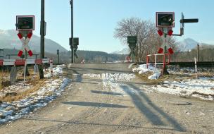 В Подмосковье в ДТП с легковушкой и пассажирским поездом погибли 2 человека