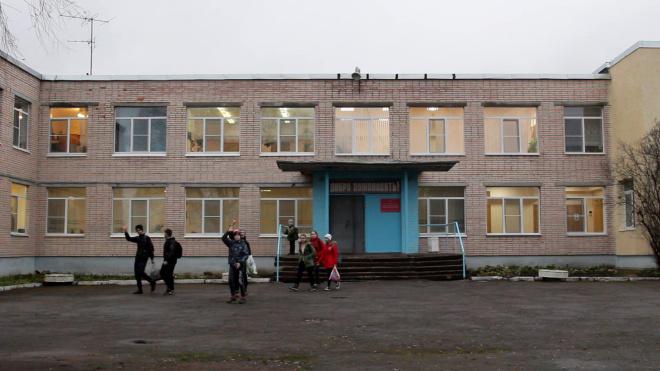 В школе поселка Красносельское состоялось открытие обновленного спортивного зала