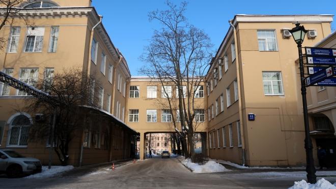 Новый корпус Первого медуниверситета имени Павлова построят в 2022 году
