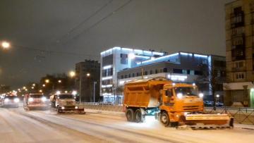 В Петербурге за ночь выпало 6,5 см снега