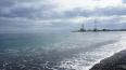 Туристам запретили купаться в Анапе из-за холодной воды