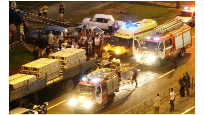 СК СПб: ДТП с пятью погибшими устроили сотрудники ФСИН