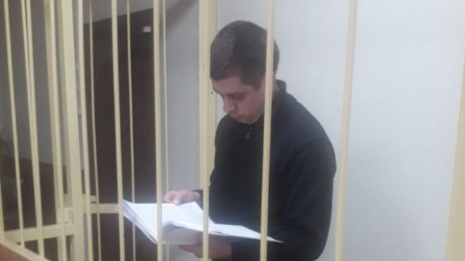 Горсуд Петербурга оставил экс-замгубернатора Псковской области оставили под арестом