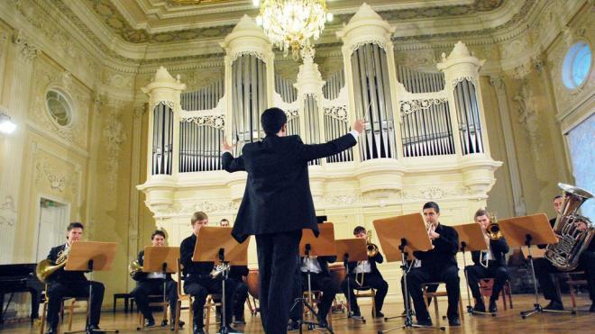УФАС аннулировало торги на реставрацию петербургской консерватории