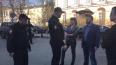 Задержания у Смольного: журналиста отпустили, активистов ...