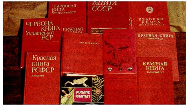 В Ленинградской области появится собственная Красная книга
