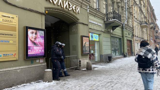 В Петербурге не смогли определиться, в чьей компетенции было перекрытие движения в центре города