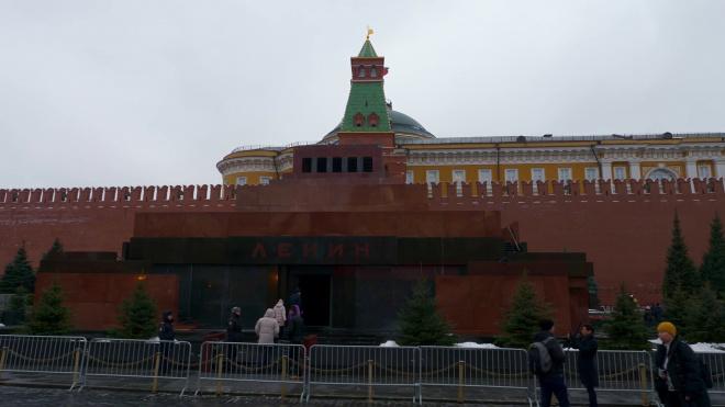 """Жириновский предложил продать """"мумию"""" Ленина"""