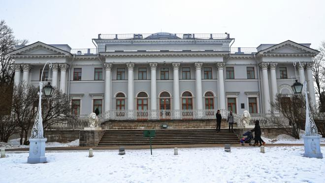 В Елагиноостровском дворце провели масштабную реставрацию