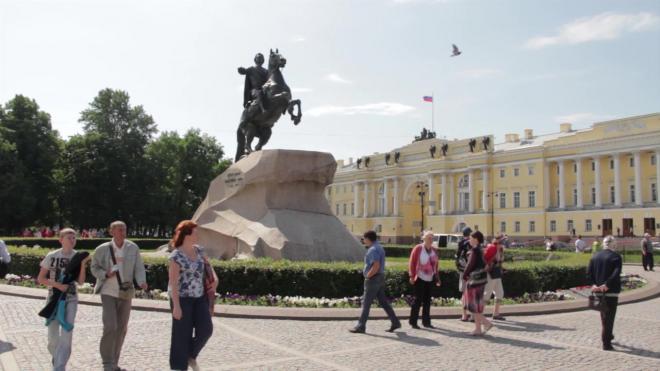 В 2017 году Петербург посетило 7,5 миллионов туристов