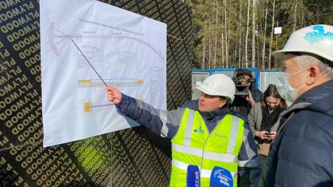 Мост через реку Свирь откроется уже в 2023 году