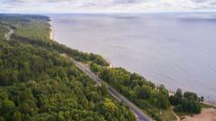 Ленобласть начала ремонт на Приморском шоссе
